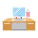 洗面台の蛇口を交換する時の注意点 ポップアップ排水栓タイプ